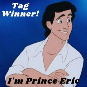 I'm featured this week as🤴Eric Tag Winner❣️❤️🙏